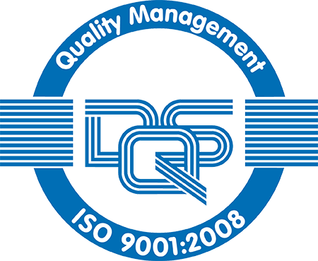 iso 9001 2008 blue